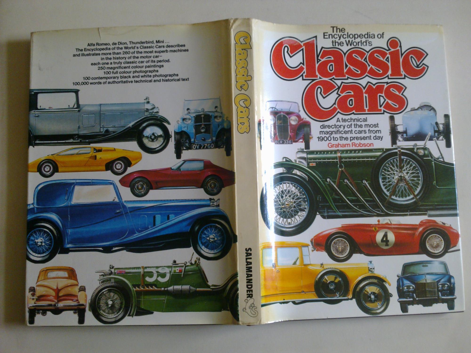 classic cars encyclopedia