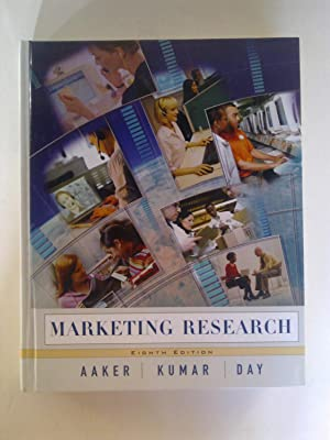 Marketing Research - Eighth Edition