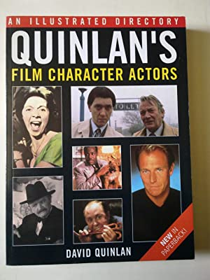 Quinlan's Film Character Actors