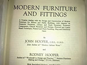 Modern Furniture And Fittings