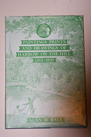 Paintings Prints And Drawings of Harrow On The Hill 1562-1899