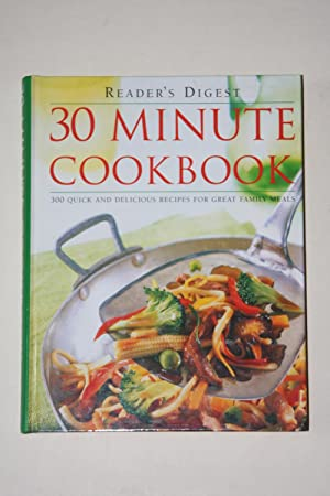 30 Minute Cookbook
