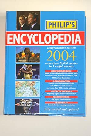Philips Encyclopedia Comprehensive Edition 2004