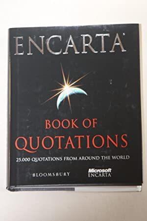 Encarta - Book Of Quotations