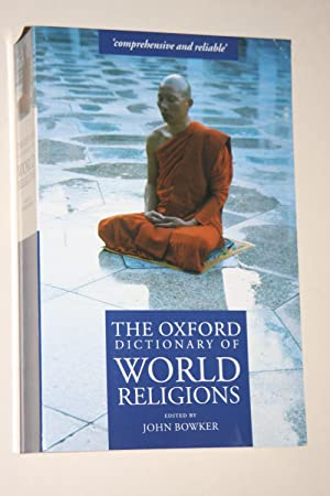 The Oxford Dictionary Of World Religion
