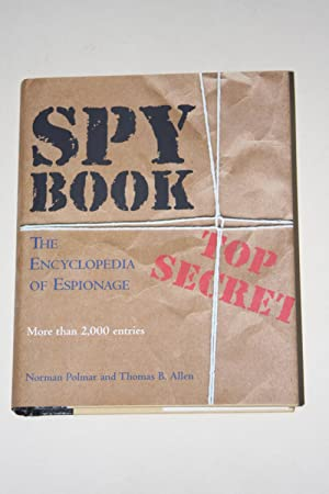 Spy Book - The Encyclopedia Of Espionage