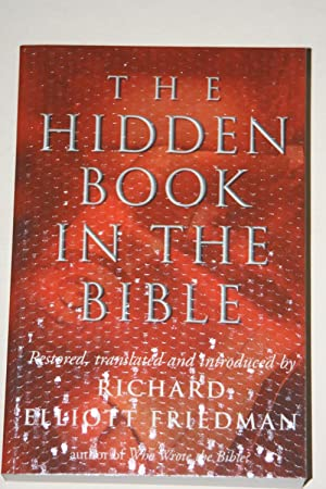 The Hidden Book In The Bible - Restored, Translated And Introduced