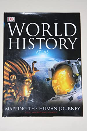 DK World History Atlas - Mapping The Human Journey