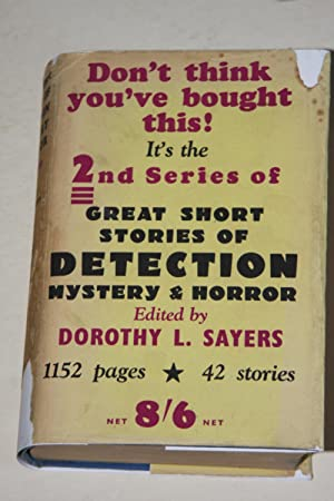Great Short Stories Of Detection, Mystery And Horror