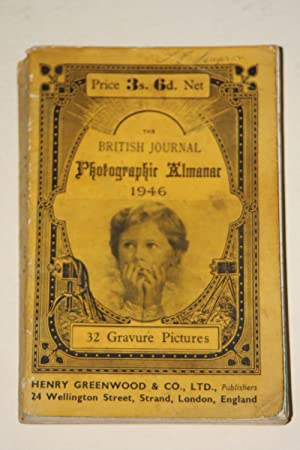 The British Journal Photographic Almanac 1946