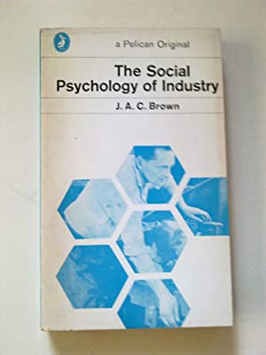 The Social Psychology Of Industry
