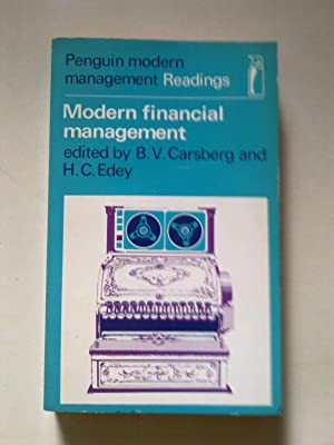 Modern Financial Management - Selected Readings