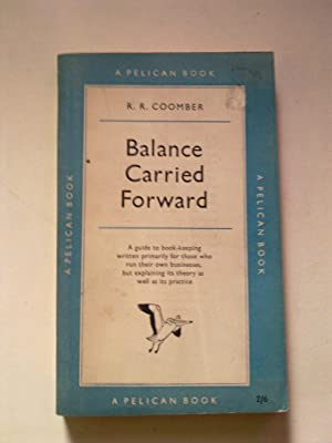 Balance Carried Forward