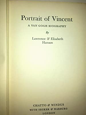 Portrait Of Vincent - A Van Gogh Biography