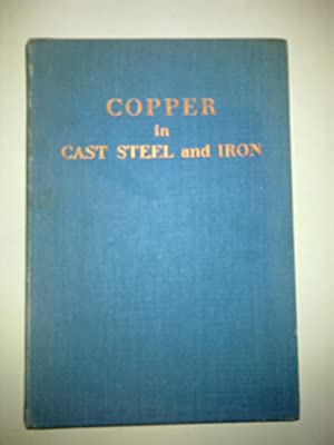 Copper In Cast Steel And Iron