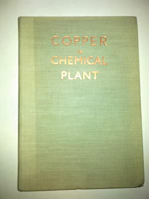 Copper In Chemical Plant