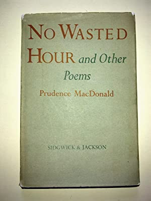 No Wasted Hour And Other Poems