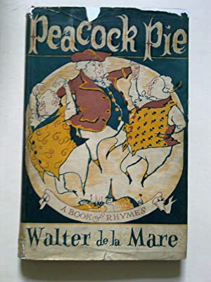 Peacock Pie - A Book Of Rhymes