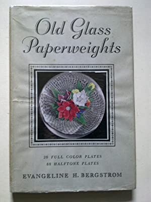 Old Glass Paperweights