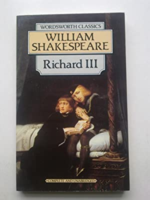 the character of richard iii as shakespeare Richard iii undoubtedly lived in interesting times, but he was a complex human being and consideration of him as such, rather than as a monstrous caricature, takes us a few small steps closer to understanding the motivations behind the actions by which history remembers him.