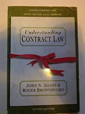 Understanding Contract Law: ADAMS, John N