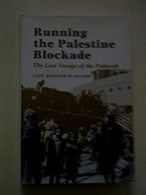 Running The Palestine Blockade