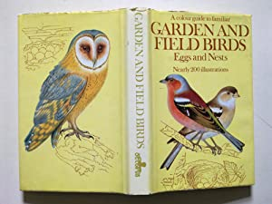 A Colour Guide To Familiar Garden And Field Birds