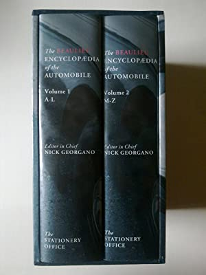 The Beaulieu Encyclopedia Of The Automobile