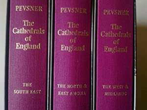The Cathedrals Of England - The West And Midlands / The South East & The North And East Anglia
