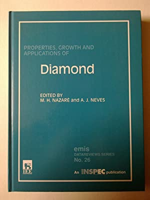 Properties, Growth And Applications Of Diamond