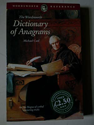 The Wordsworth Dictionary Of Anagrams