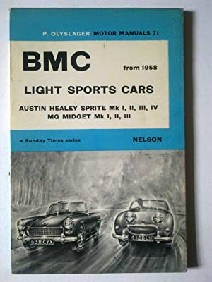 BMC Light Sports Cars