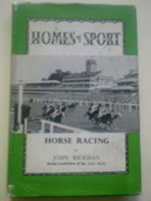 Homes Of Sport - Horse Racing