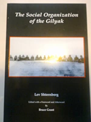 The Social Organization Of The Gilyak