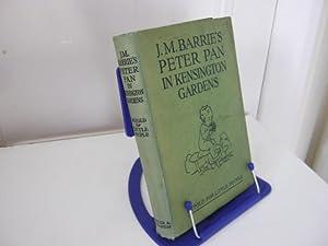 J. M. Barrie's Peter Pan in Kensington: Byron, M