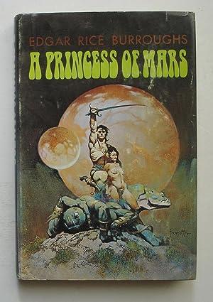 Burroughs Doubleday A Princess Of Mars Abebooks