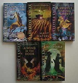 Wrinkle in Time Series, all 5 books: L'Engle, Madeleine