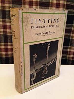 Fly Tying: principles and practice: Burrard Major Gerald: