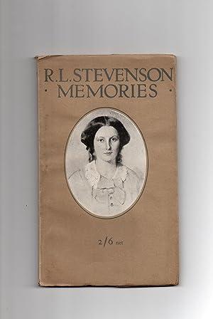R.L. Stevenson Memories