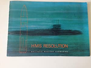 HMS Resolution: ballistic nuclear submarine