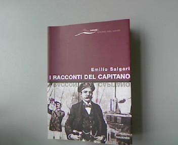 I racconti del capitano. - Pozzo, F. und Emilio Salgari