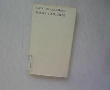 POESIE GEDICHTE: Quasimodo, Salvatore: