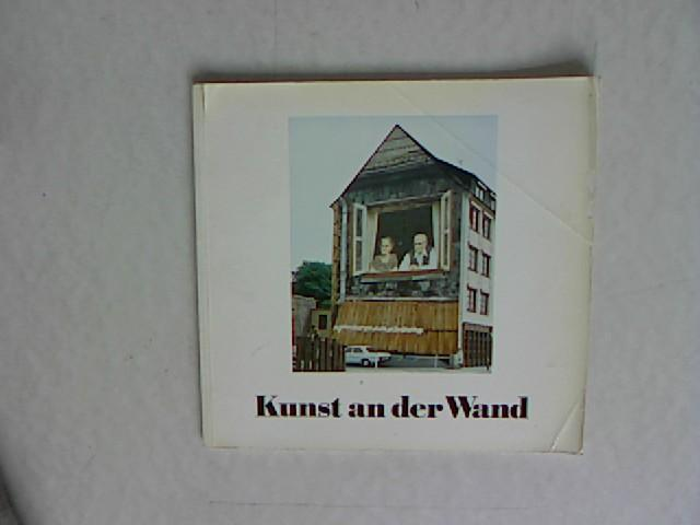 Kunst An Der Wand : kunst an der wand von barthelmeh volker zvab ~ Markanthonyermac.com Haus und Dekorationen