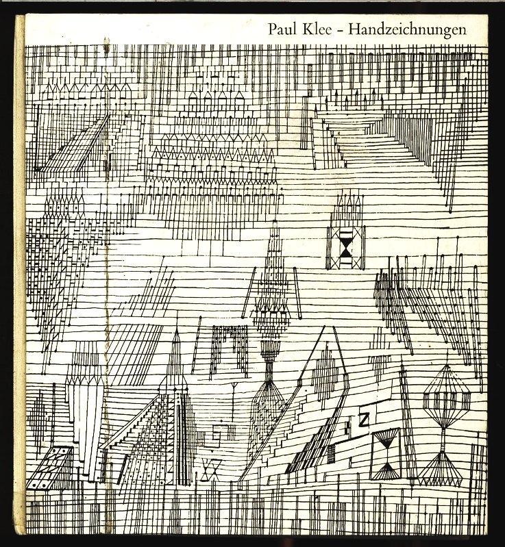 Paul Klee - Handzeichnungen.: Grohmann, Will: