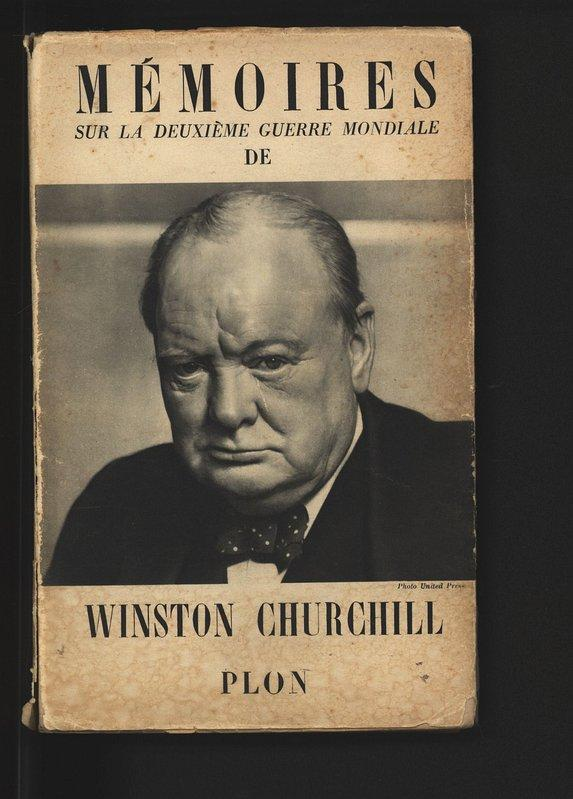 La deuxieme guerre mondiale. 1. L'orage approche,: Churchill, Winston: