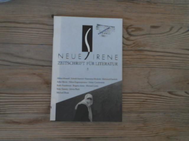 Neue Sirene. Zeitschrift für Literatur, 2. Jg.,: Herting, Sabine [Hrsg.]: