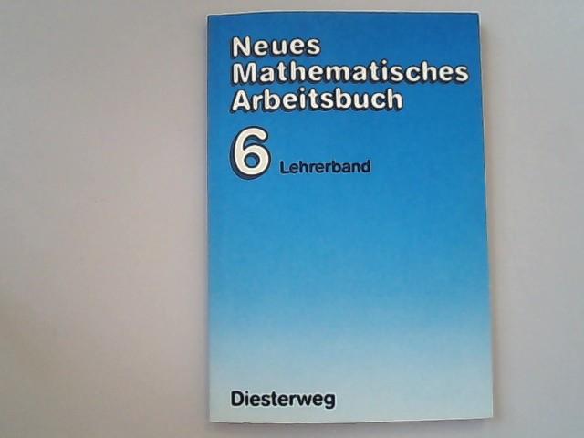Neues mathematisches Arbeitsbuch; Teil: Realschulen, Bd. 2,: Meyer, Hans-Günter und