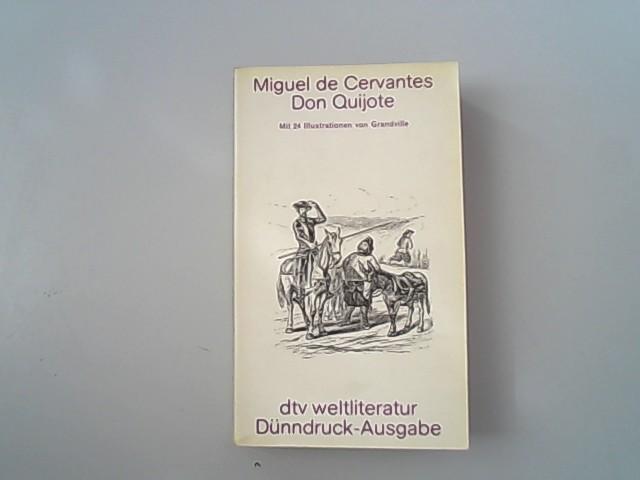 Der sinnreiche Junker Don Quijote von der: Miguel, de Cervantes,