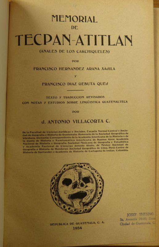 libro memorial de tecpan atitlan pdf