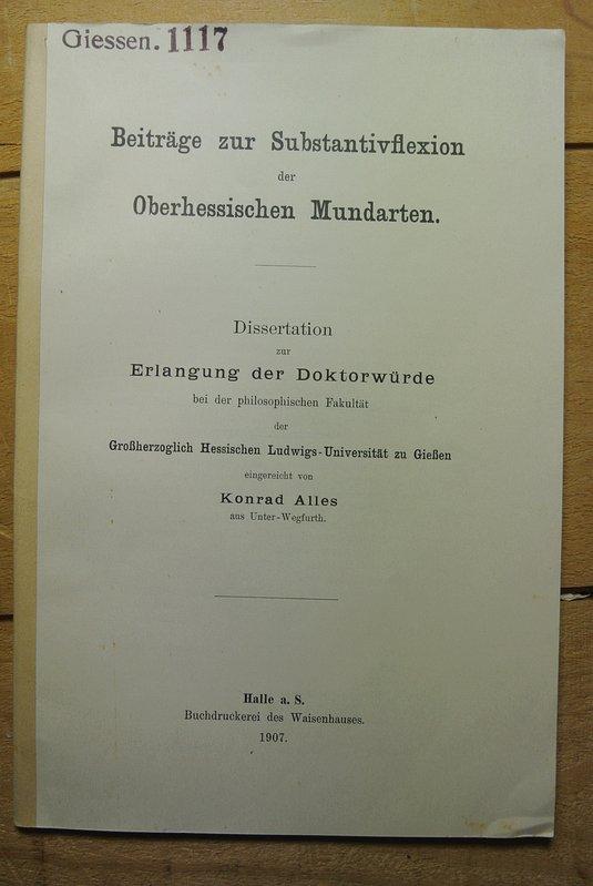 Dissertation konrad